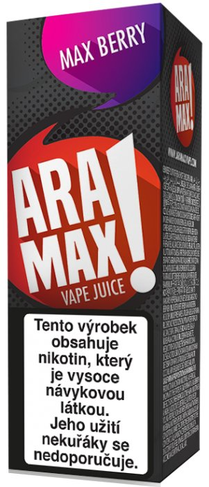 Liquid ARAMAX Max Berry 10ml-3mg