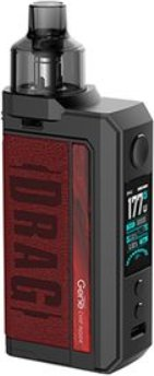 VOOPOO Drag Max 177W Grip Full Kit Marsala