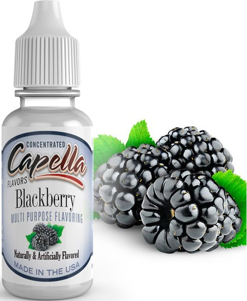 Příchuť Capella 13ml Blackberry (Ostružina)