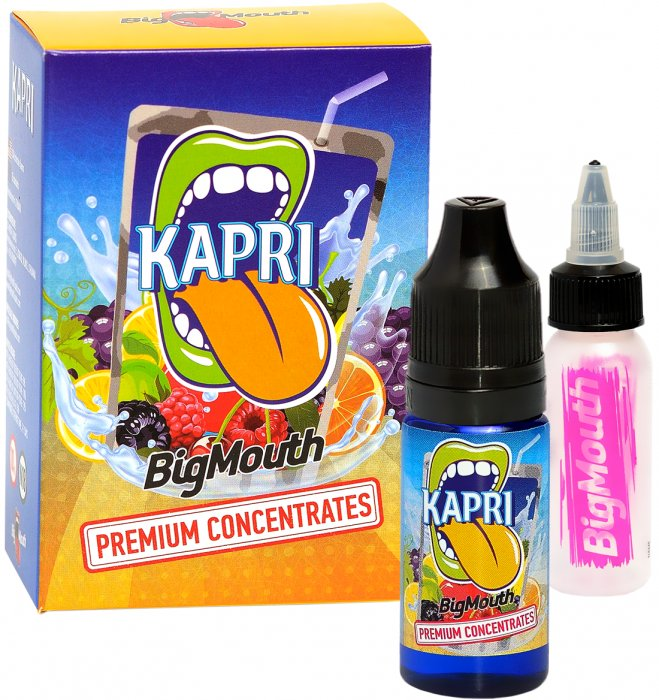 Příchuť Big Mouth Classical - Kapri (Fruit Juice)