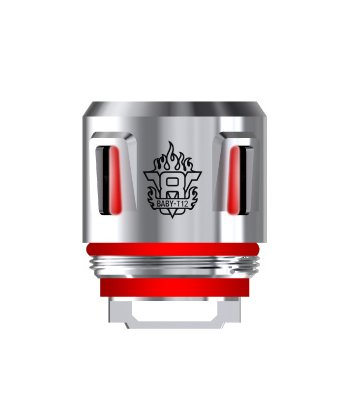 Smoktech TFV8 Baby T12 žhavicí hlava 0,15ohm Red Light
