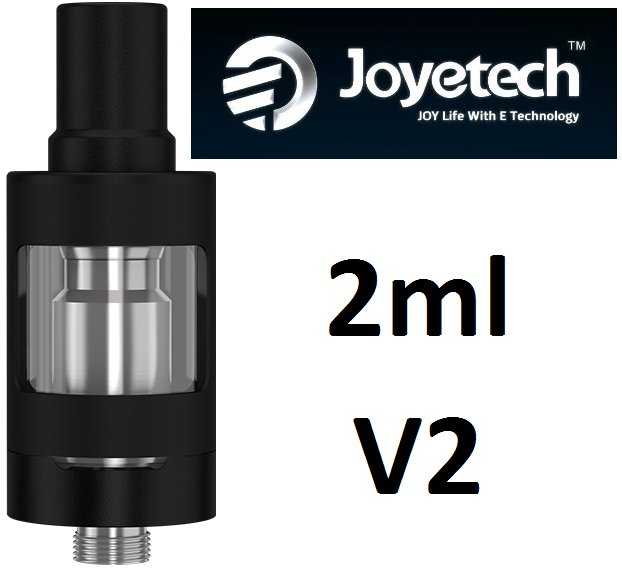 Joyetech eGo ONE V2 clearomizer 2ml Black