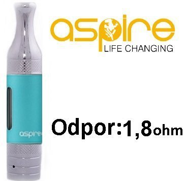 aSpire ET-S Victory BVC clearomizer 3ml 1,8ohm Blue