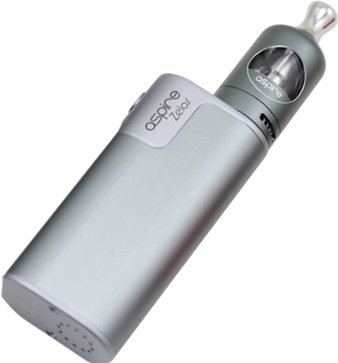 aSpire Zelos TC50W Grip Full Kit Grey