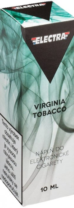 Liquid ELECTRA Virginia Tobacco 10ml - 0mg