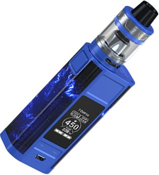 Joyetech CUBOID TAP TC228W Grip FULL Kit Blue