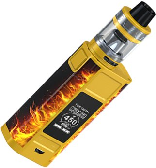 Joyetech CUBOID TAP TC228W Grip FULL Kit Yellow