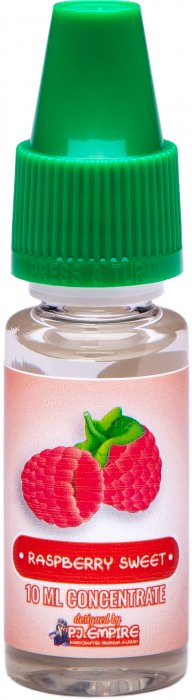 Příchuť PJ Empire 10ml Straight Line Sweet Raspberry (Malina)