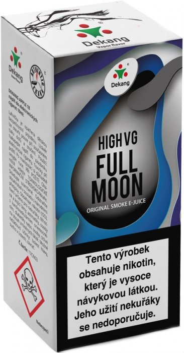 Liquid Dekang High VG Full Moon 10ml - 1,5mg (Maracuja bonbon)