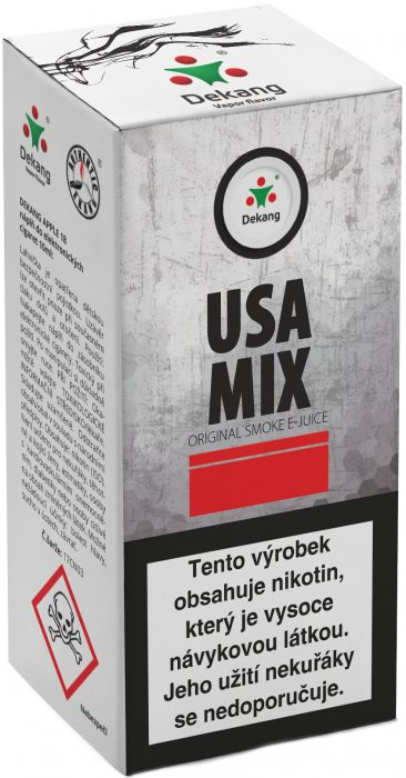 Liquid Dekang USA MIX 10ml - 3mg