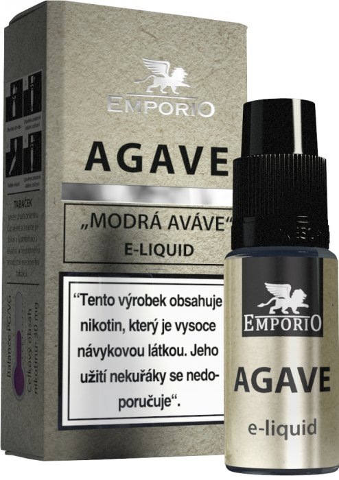 Liquid EMPORIO Agave 10ml - 1,5mg