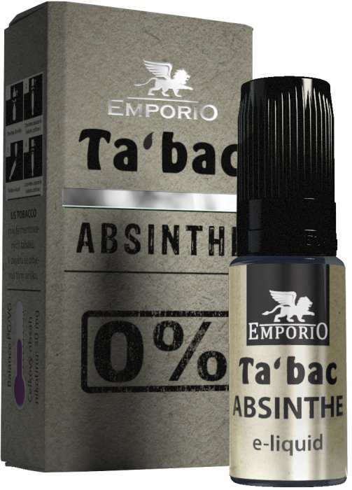 Liquid EMPORIO Absinthe 10ml - 0mg