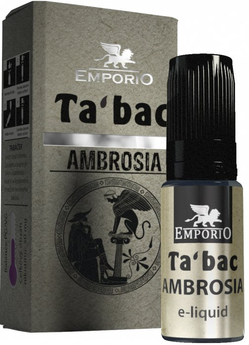 Liquid EMPORIO Ambrosia 10ml - 0mg