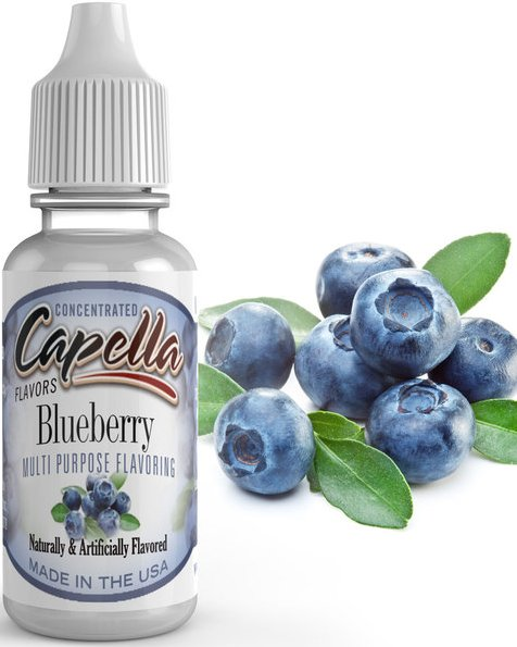 Příchuť Capella 13ml Blueberry (Borůvka)