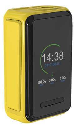 Joyetech CUBOID Lite 80W Easy Kit 3000mAh Yellow