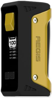 GeekVape Aegis grip 4300mAh Easy Kit Yellow