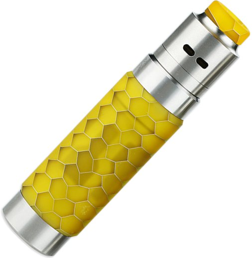 Wismec Reuleaux RX Machina grip Full Kit Honeycomb Resin