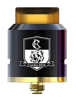 IJOY Combo RDA clearomizer Black