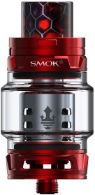 Smoktech TFV12 Prince Cloud Beast clearomizer Red