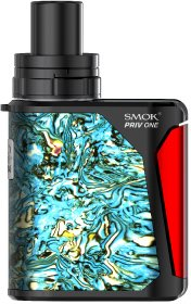 Smoktech Priv One Grip 920mAh Green Mother of Pearl Paper