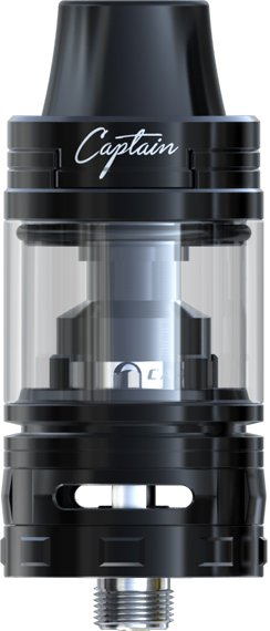 IJOY Captain Mini Sub Ohm clearomizer Black