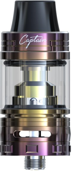IJOY Captain Mini Sub Ohm clearomizer Dazzling