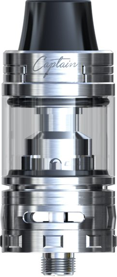 IJOY Captain Mini Sub Ohm clearomizer Silver