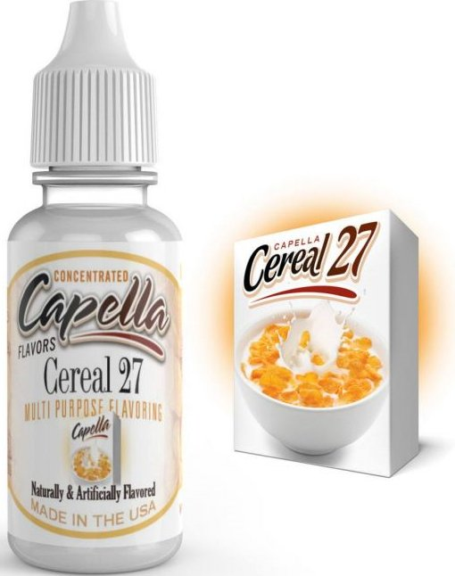 Příchuť Capella 13ml Cereal 27