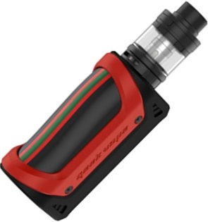 GeekVape Aegis grip 4300mAh Full Kit Black-Red