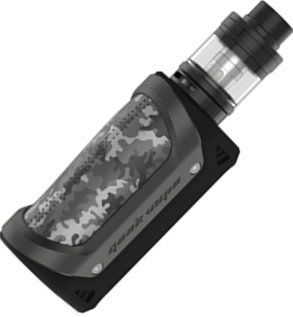 GeekVape Aegis grip 4300mAh Full Kit Gun Metal