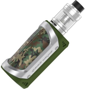 GeekVape Aegis grip 4300mAh Full Kit Green-Camo