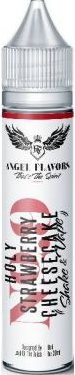 Příchuť EGOIST Angel flavors Shake and Vape 6ml Holy Strawberry Cheesecake