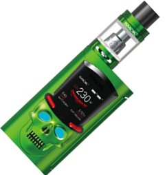 Smoktech S-Priv TC225W Grip Full Kit Green