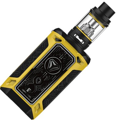 Vaporesso Switcher 220W Full Kit Retro Yellow