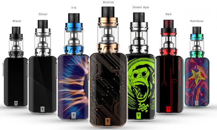 Vaporesso LUXE TC220W Full Kit Green Ape