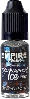 Příchuť Empire Brew 10ml Blackcurrant Ice