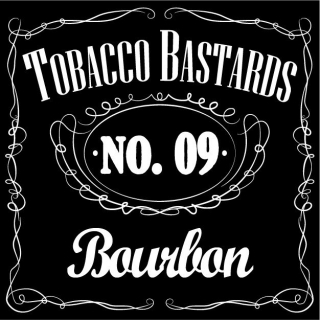 Příchuť Flavormonks 10ml Tobacco Bastards No.09 Bourbon