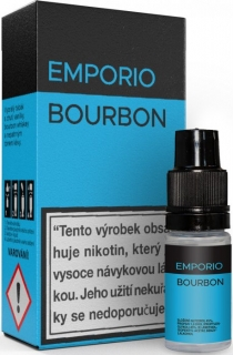 Liquid EMPORIO Bourbon 10ml - 6mg