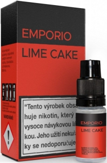 Liquid EMPORIO Lime Cake 10ml - 9mg