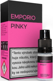 Liquid EMPORIO Pinky 10ml - 9mg