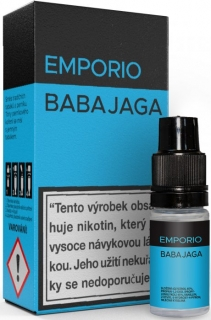 Liquid EMPORIO Baba Jaga 10ml - 1,5mg