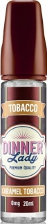 Příchuť Dinner Lady Tobacco 20ml Caramel Tobacco