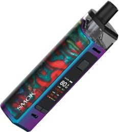 Smoktech RPM80 Pro grip Full Kit 7-Color Resin